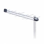 Antena log periodica UHF 8 elementos coletiva LU-8C - Aquario
