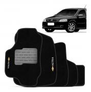 Jogo De Tapete Carpete Chevrolet Astra 1999 à 2011 5 Peças