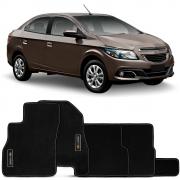 Jogo De Tapete Carpete Chevrolet Prisma 2013 à 2019 5 Peças