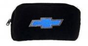 Necessaire Ziper Organizadora Porta Luvas Chevrolet Azul