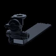 Suporte de Antena PX para Caminhonete M-650 - Aquario
