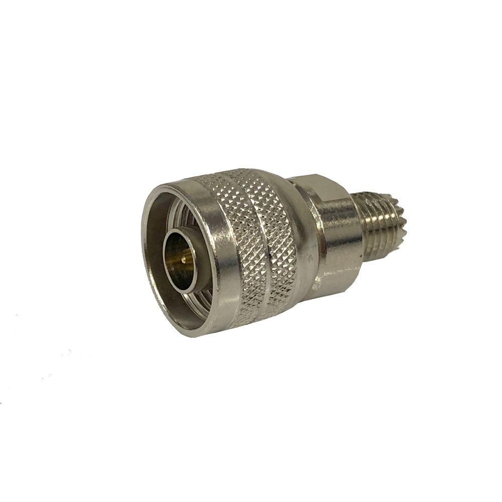 ADAPTADOR N MACHO RETO X UHF MINI FEMEA - AP43638