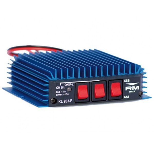 Amplificador Linear RM ITALY KL203P