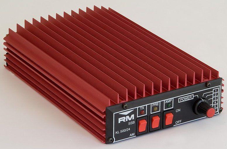 Amplificador Linear RM ITALY KL500/24