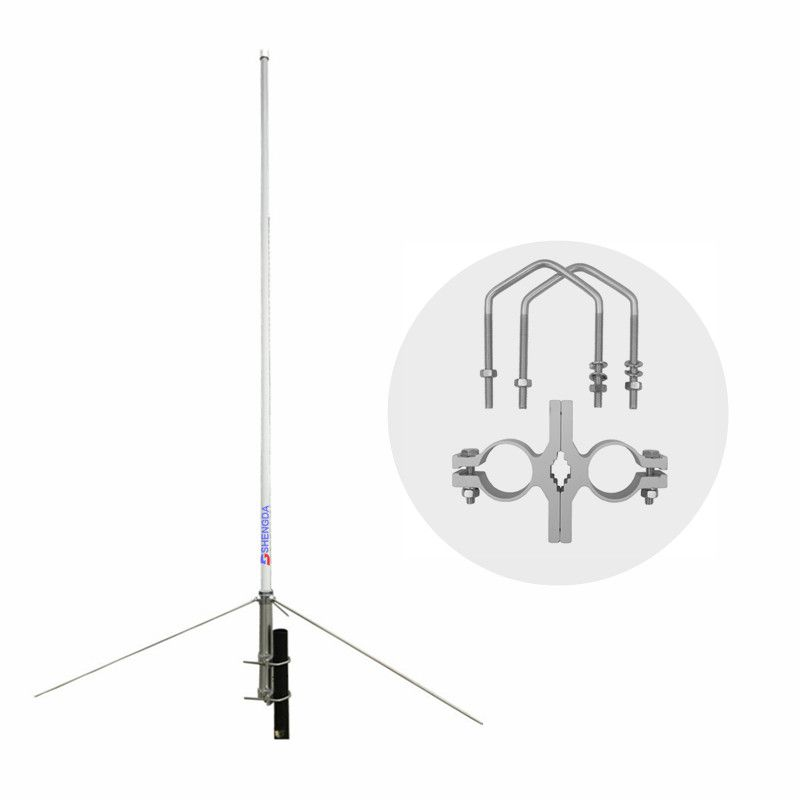 Antena Base Dual band VHF/UHF Diamond X-50