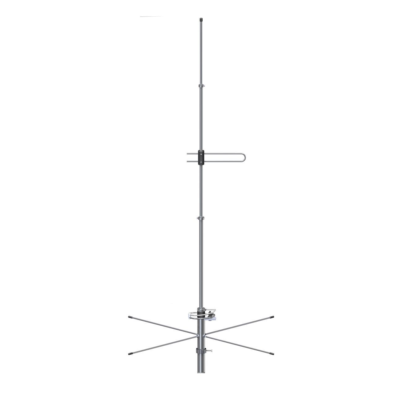 Antena Base VHF 2x5/8 de Onda 6 DB Steelbras - AP0249