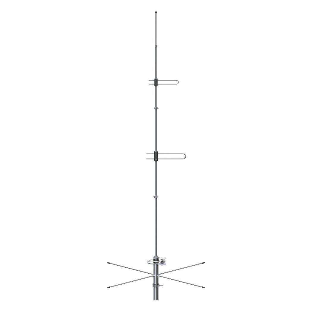 Antena Base VHF 3x5/8 de Onda 9dB Steelbras - AP9249