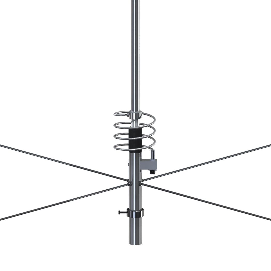 Antena Base VHF 5/8 de Onda PT Banda Baixa - AP41631