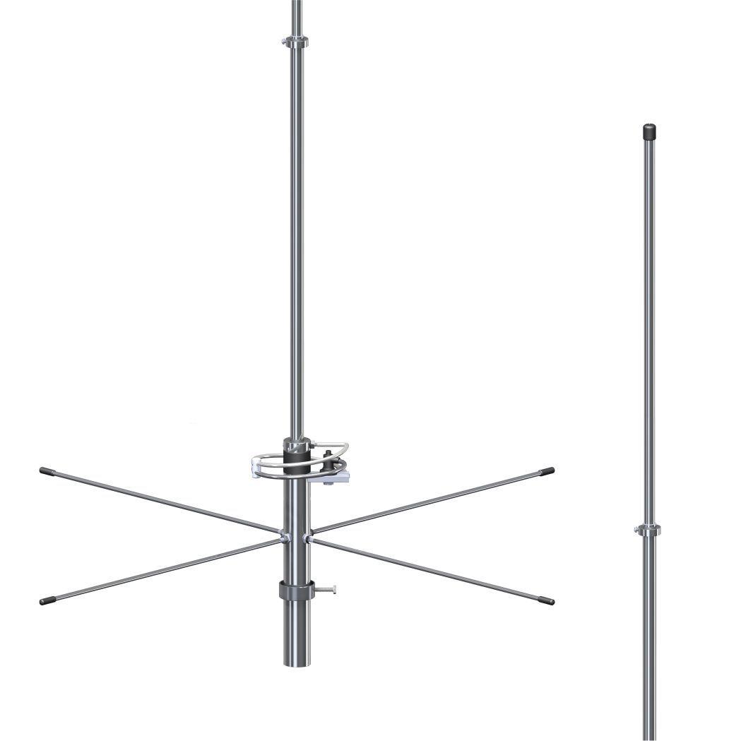 Antena Base VHF 5/8 de Onda Steelbras - AP5249