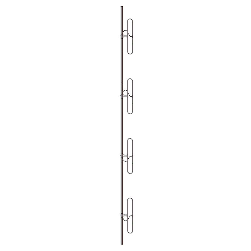 Antena Colinear 4 Elementos 156/170 MHz - AP20300