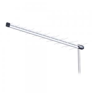 Antena log periodica UHF 19 elementos coletiva LU-19C - Aquario