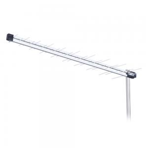 Antena log periodica UHF  – 19 elementos pop LU-19P - Aquario