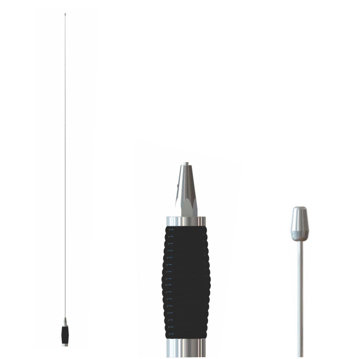 Antena Mini Maria Mole PX 1/4 De Onda Steelbras - AP5000