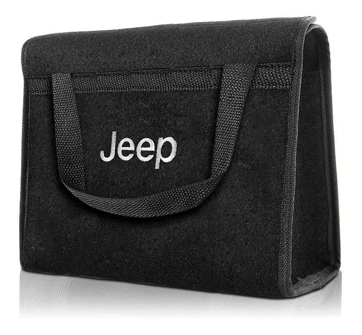 Bolsa Organizadora Porta Malas Jeep - Requinte