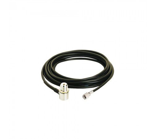 Cabo RG58 5,5M Conector Mini UHF Macho Mini M-805K - Aquario