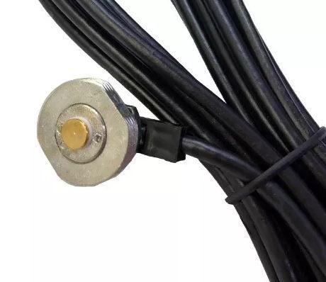 Cabo Rg58 Montado Com Conector Nmo E Sma Macho Reto - AP3800