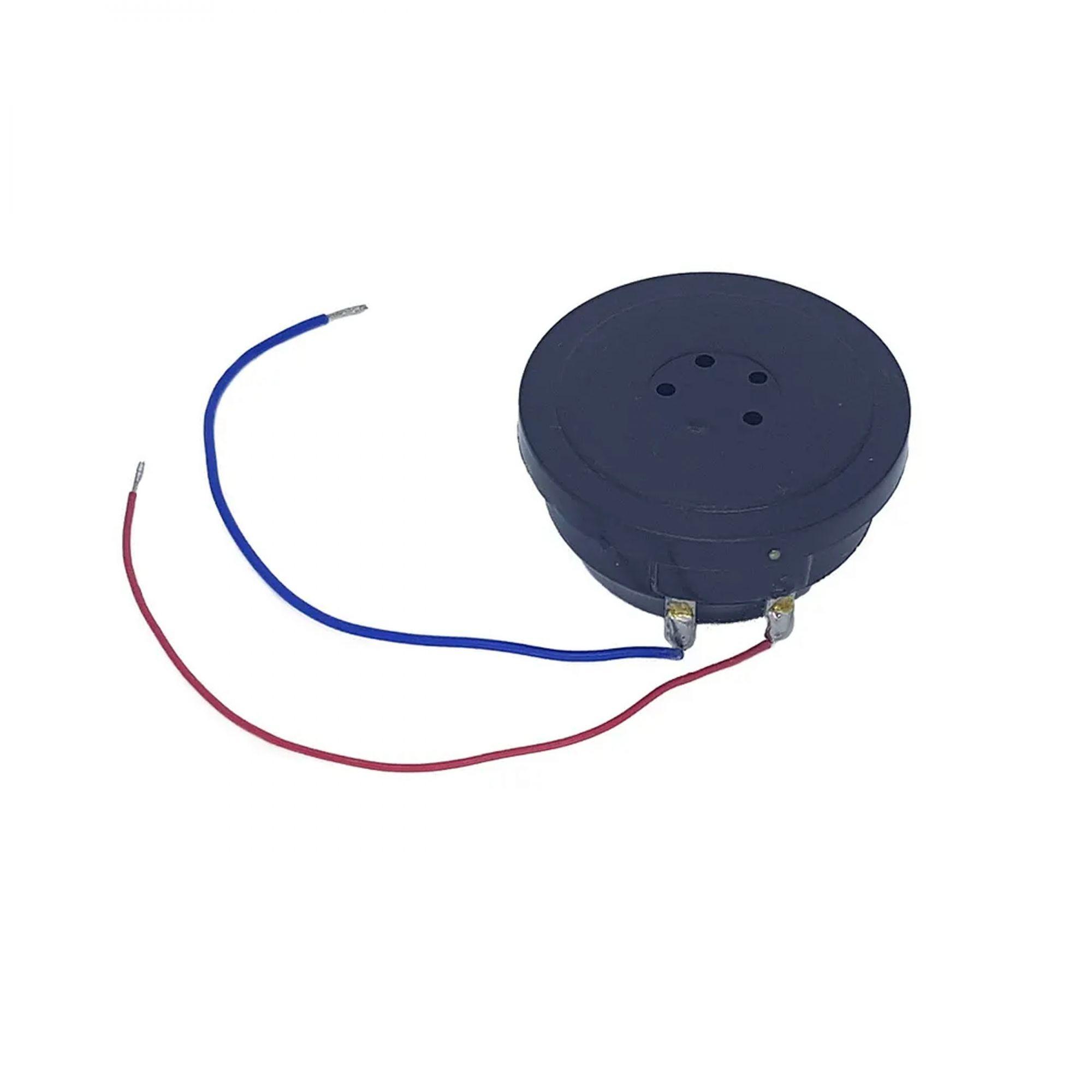 Capsula Dinamica 300 omhs Microfone PTT - RV4364
