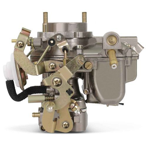 Carburador Mecar FIAT 1300 Alcool Uno-Premio-Elba-Fiorino-Panorama-Spazio/PickUp 1981 A 1993 - CN14064