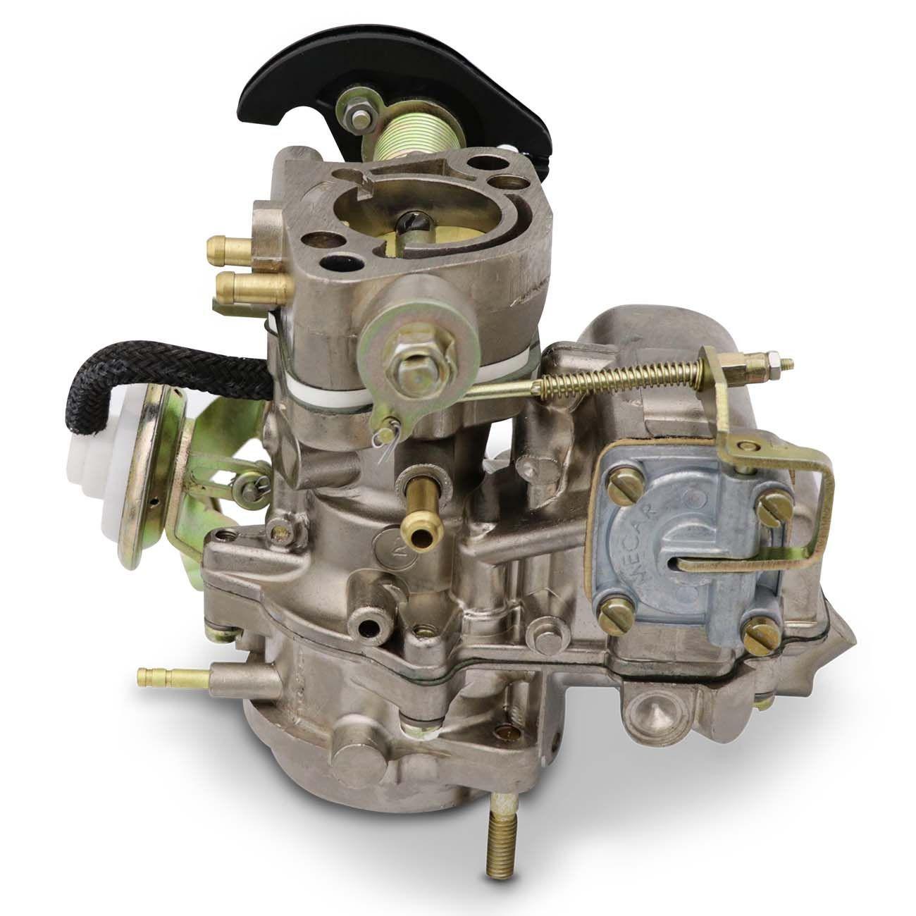 Carburador MECAR FIAT 1500 Alcool Uno-Elba-Premio-Fiorino - CN14077
