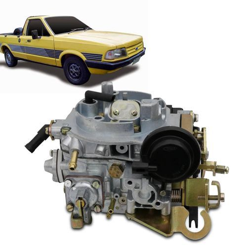 Carburador para Pampa 1.8 alcool - CN015129