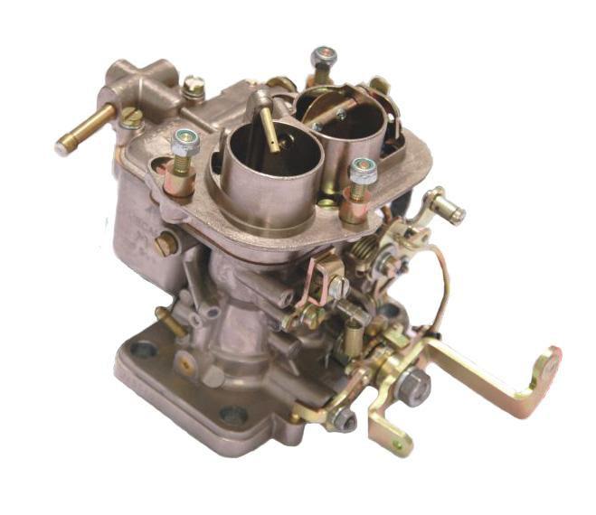 Carburador para Passat, Voyage, Parati e Gol 1997/1993 1.6 alcool - CN8310