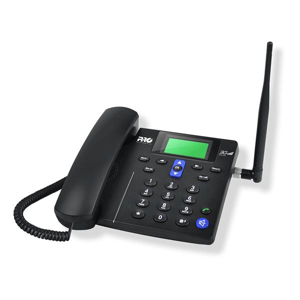 Celular Fixo de Mesa / Rural 3G - PROELETRONIC