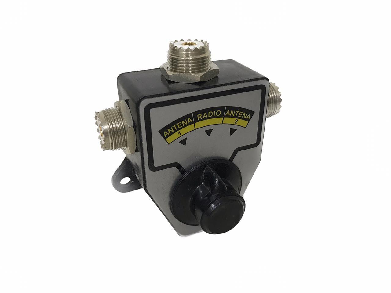 Chave Coaxial Divisor de Antenas SR 603 - Steelbras