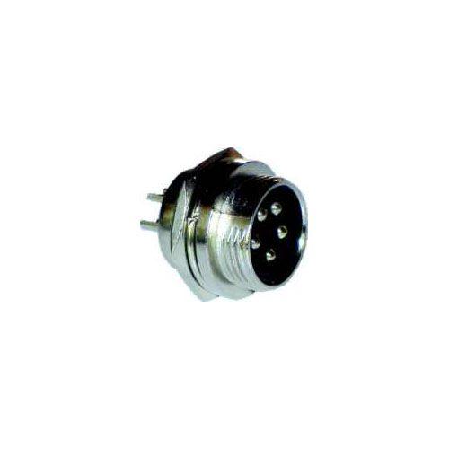 Conector 5 Pinos Macho p/ PX Steelbras - AP0403