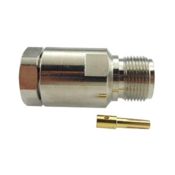 Conector Cellflex N 50 Ohms Fêmea 1/2'' Flexível CF-54