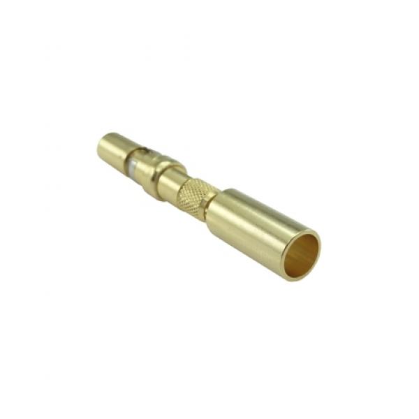 Conector DIN 41626 Macho Reto Crimpagem LMR-195 19000