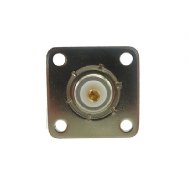 Conector N 50 Ohms Fêmea Base Painel CF-147