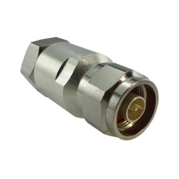 Conector N 50 Ohms Macho1/2'' Rígido CM-43