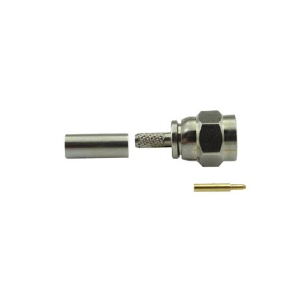 Conector SMA Macho Rg-174 3008