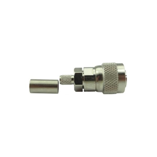 Conector TNC Macho Reverso Rg/Rgc-58 TM-17