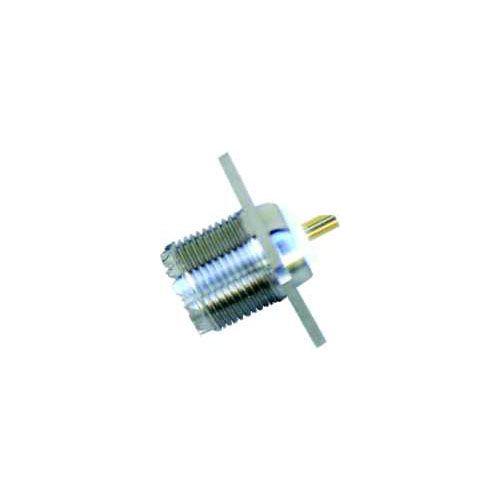 CONECTOR UHF FÊMEA BASE QUADRADA - AP0021