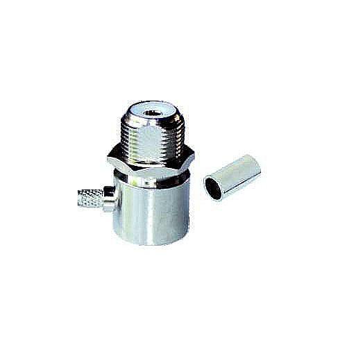 Conector UHF Fêmea Cachimbo Steelbras - AP0023