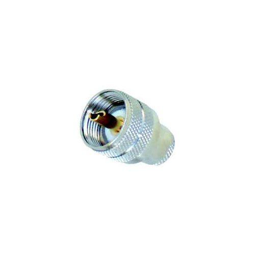 Conector UHF Macho Solda RG58 Steelbras - AP0018