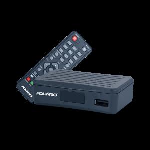 Conversor e Gravador Digital Full HD DTV-4000 - Aquario