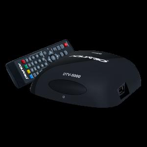 Conversor e Gravador Digital Full HD DTV-5000 - Aquario