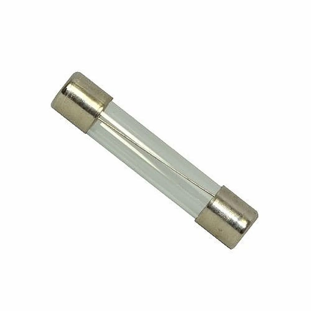 Fusivel Vidro tipo USA - 5A (10 unid.) Steelbras - AP3520