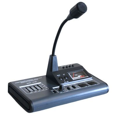 Microfone de Mesa com Equalizador SOUNDY SDY-210
