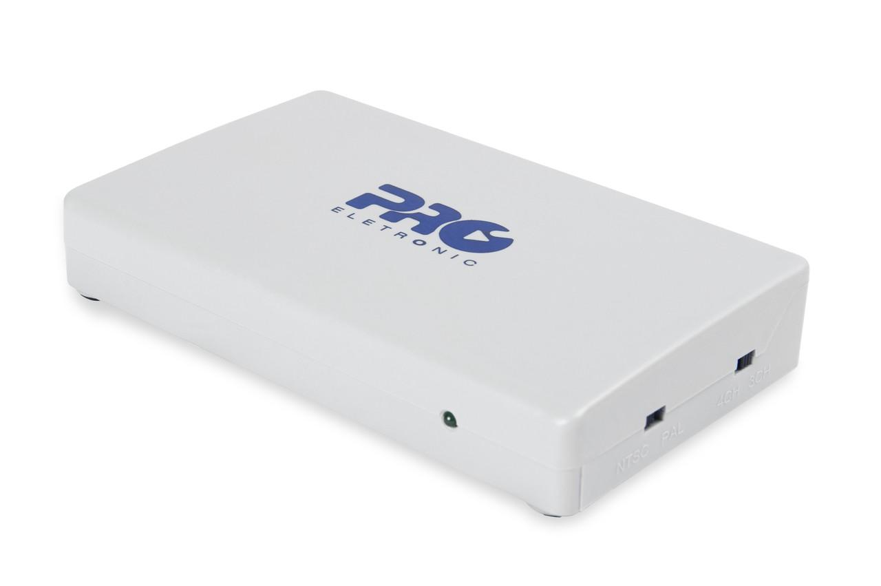 Modulador De HDMI Para Canal 3 Ou 4 De TV - PROELETRONIC