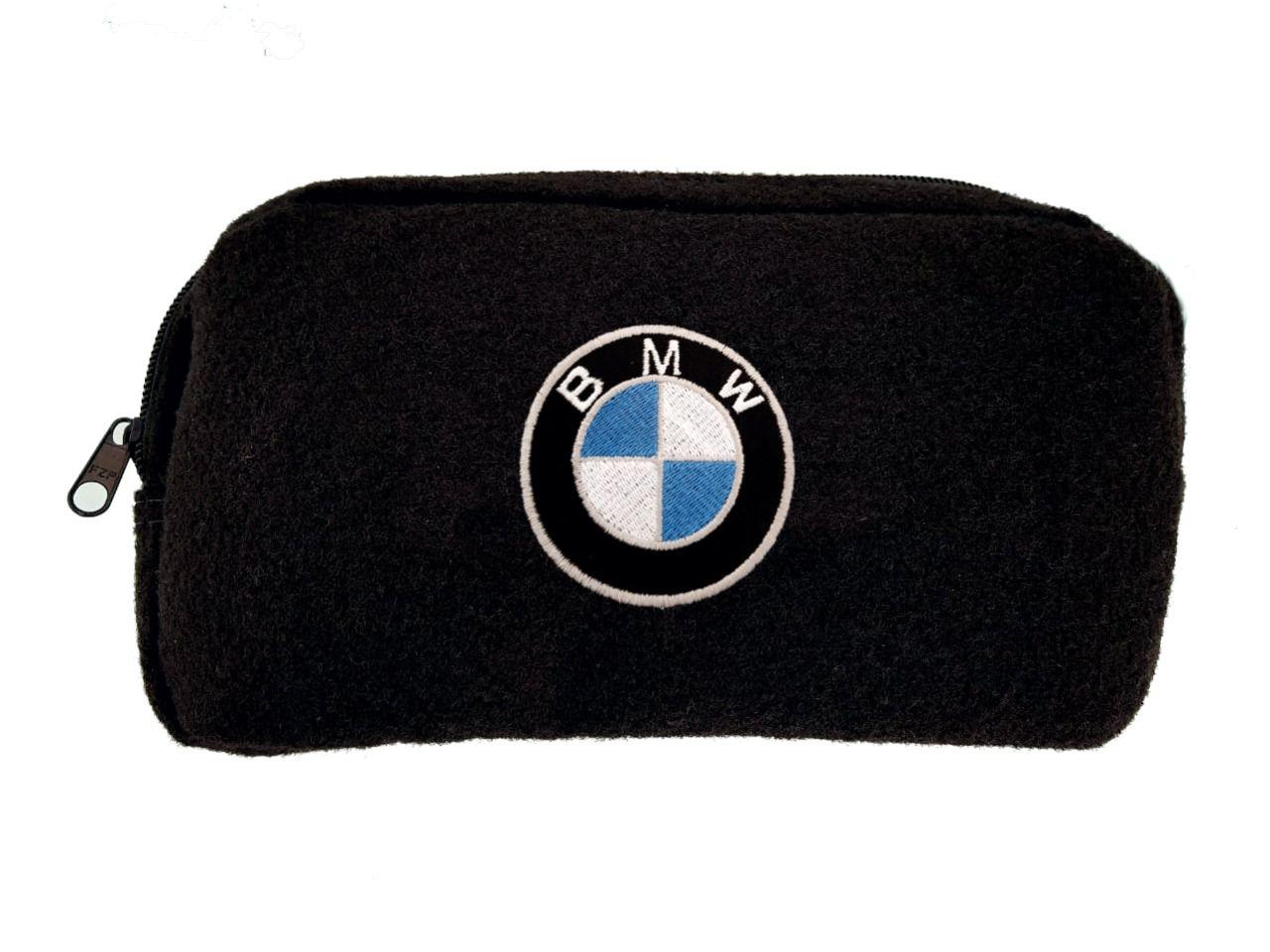 Necessaire Ziper Organizadora Porta Luvas BMW