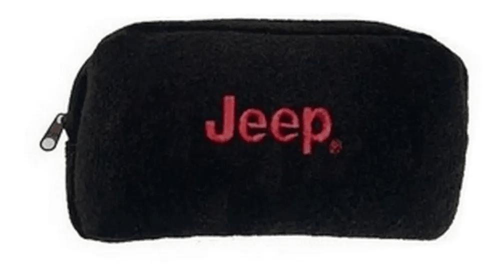 Necessaire Ziper Organizadora Porta Luvas Jeep