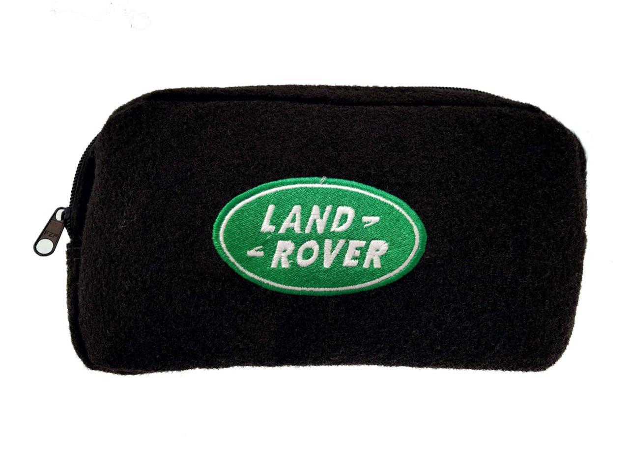 Necessaire Ziper Organizadora Porta Luvas Land Rover