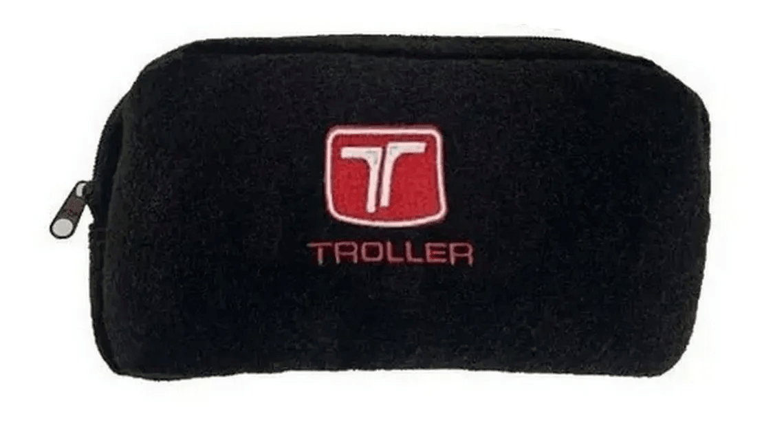 Necessaire Ziper Organizadora Porta Luvas Troller