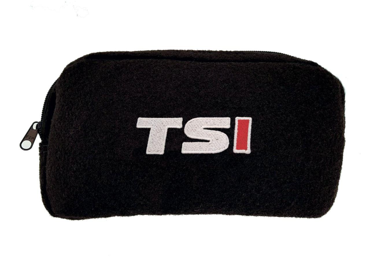 Necessaire Ziper Organizadora Porta Luvas TSI
