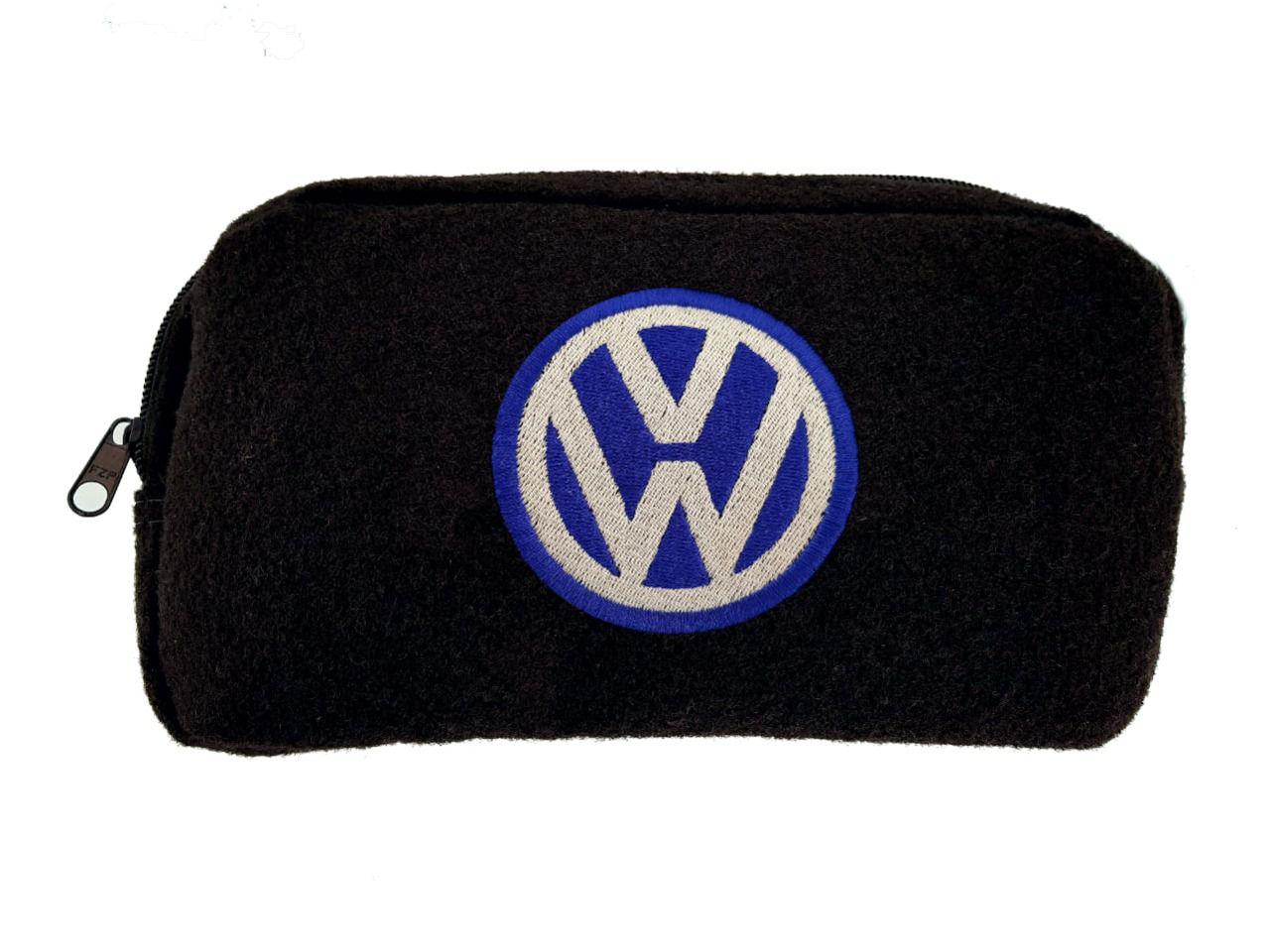Necessaire Ziper Organizadora Porta Luvas Volkswagen