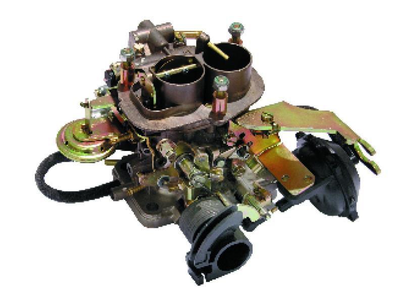 Carburador para Passat, Voyage, Parati e Gol 1984-1988 1.6 gasolina - CN08400