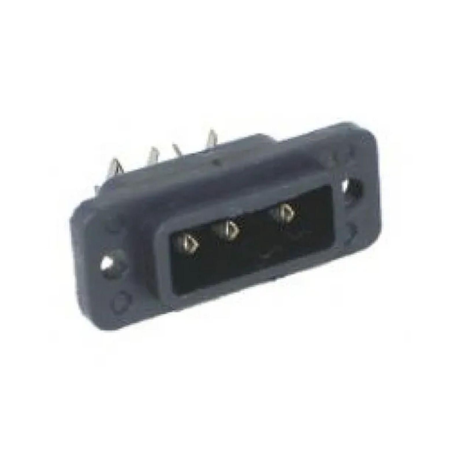 Plug de Alimentação para Rádio PX Steelbras - AP5042